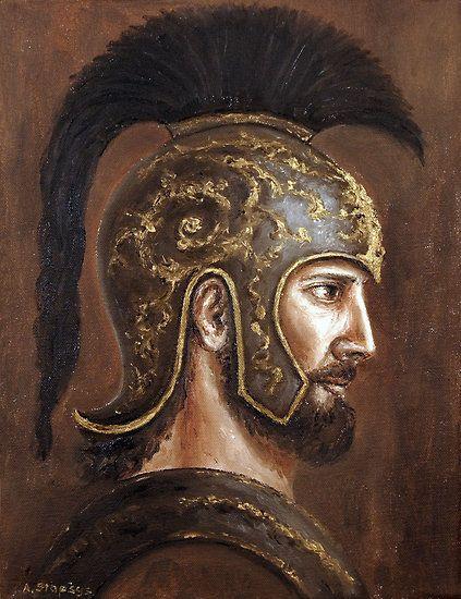 Retrato de Héctor