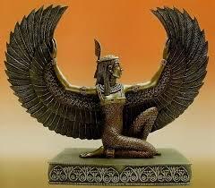 Resultado de imagen de imagenes de DIOSA  EGIPCIA  MAAT