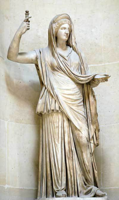 la Diosa Euribia 1