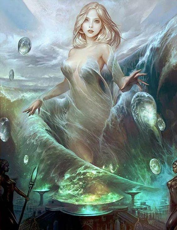 la Diosa Euribia 2