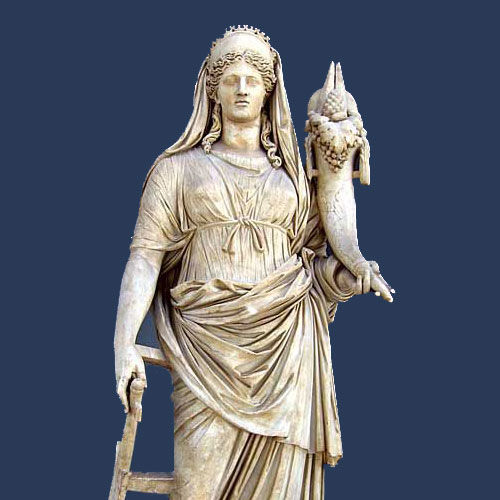 la Diosa Euribia 4