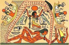 mito creación egipcio