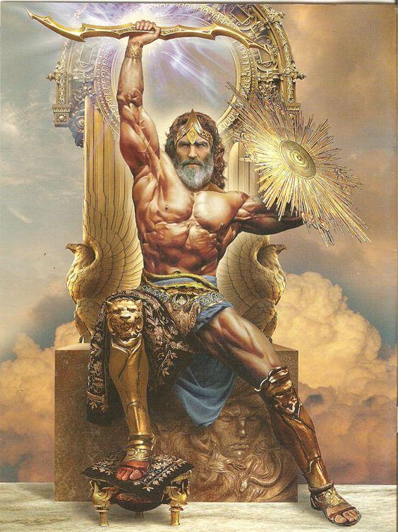 Resultado de imagen de dios jupiter
