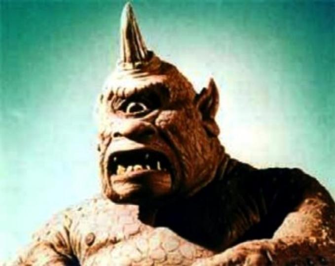 QUIMERA , monstruo horrendo griego
