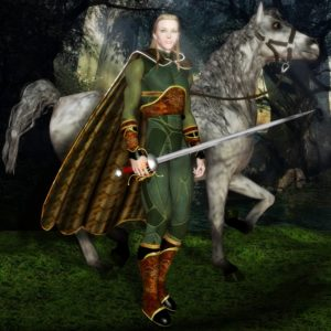 elfos guerreros