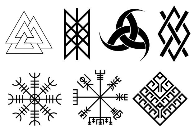 Lo que no sab as sobre los s mbolos n rdicos y su significado - Simbolos japoneses y su significado ...