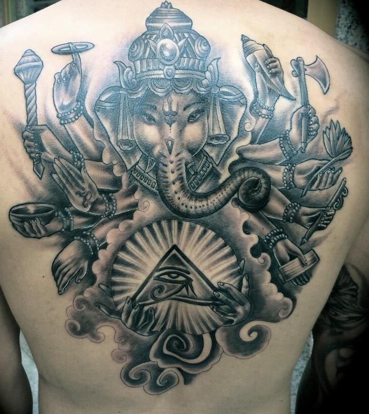 Descubre Todo Sobre El Significado De Los Tatuajes Hindu