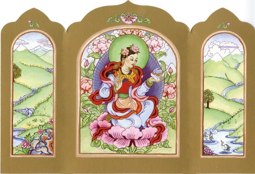 Yeshe Tsogyal 4
