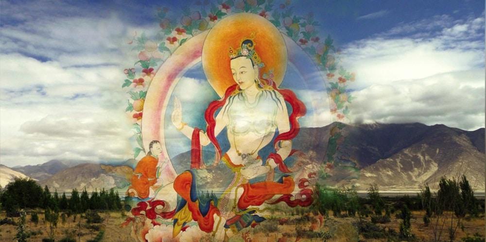 Yeshe Tsogyal 7