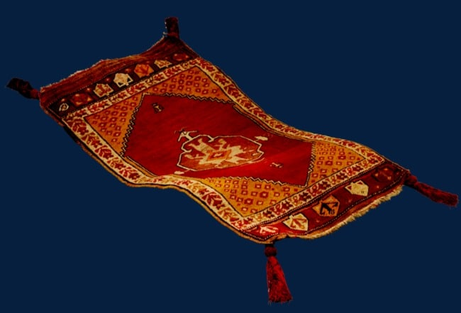 alfombra mágica