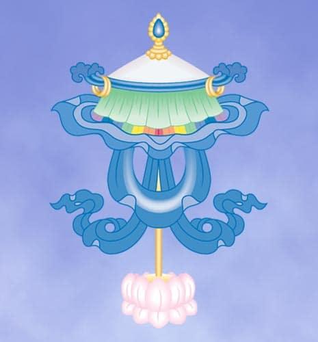 Símbolos del budistas