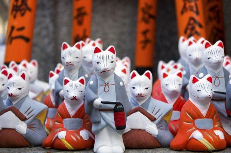 supersticiones japonesas