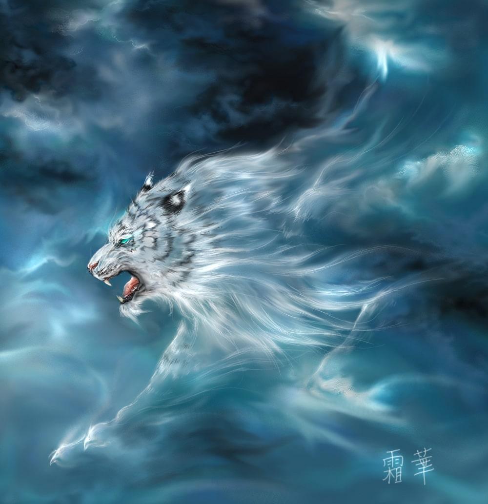 Descubre todo sobre baihu, el tigre blanco chino