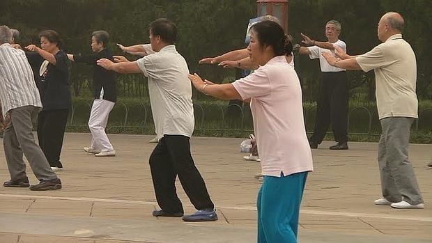 La diferencias del Chi Kung y Tai Chi