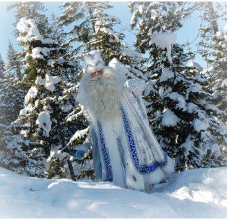 Aprende todo sobre Ded Moroz, un personaje navideño