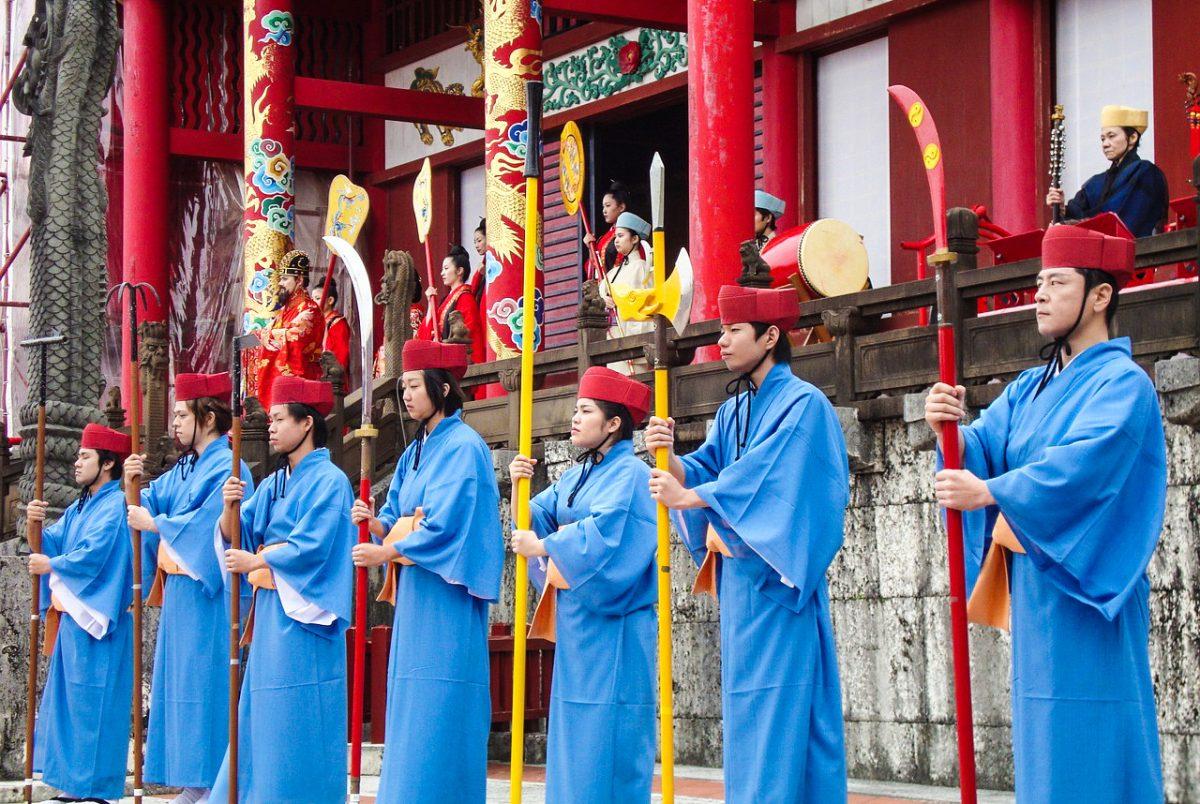 ritos del taoismo