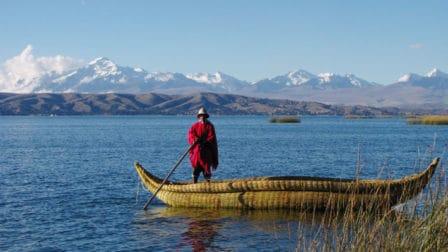 Leyenda del Lago Titicaca 2