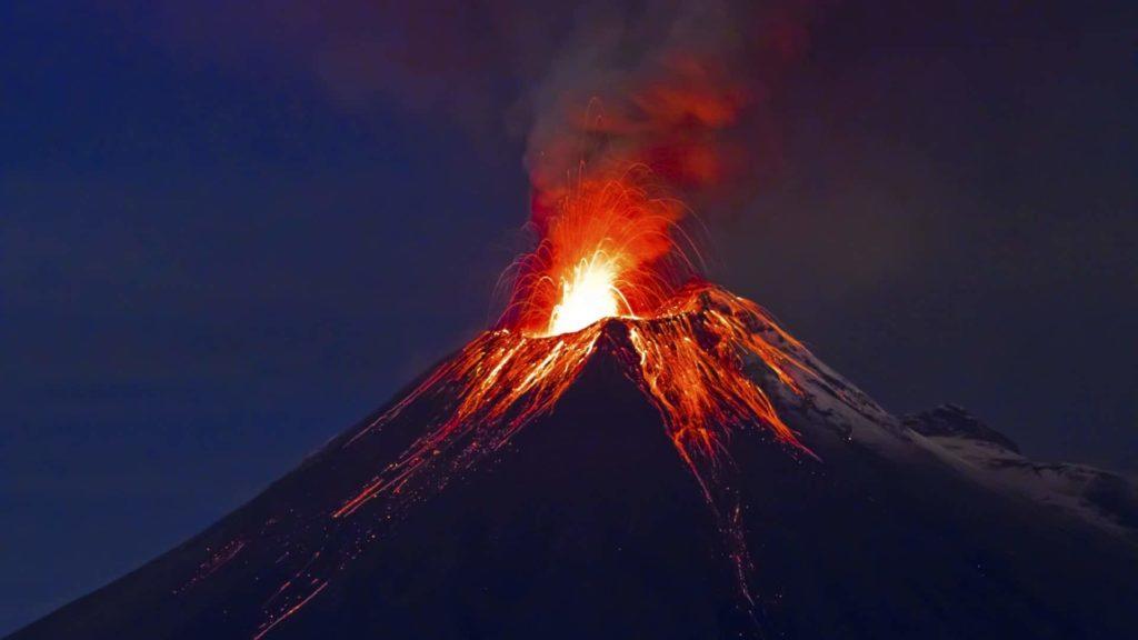 La Leyenda de los volcanes 7