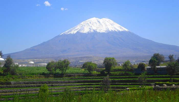 La Leyenda de los Volcanes 8