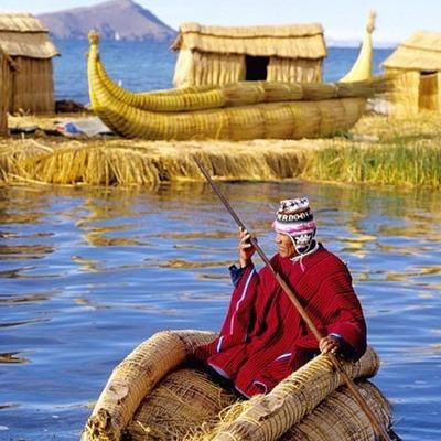 Leyenda Lago Titicaca 4