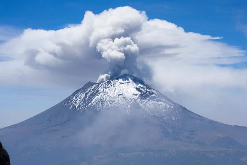 La Leyenda de los Volcanes 3
