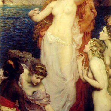 la diosa afrodita y mas