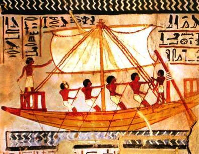 Barca Solar- Keops