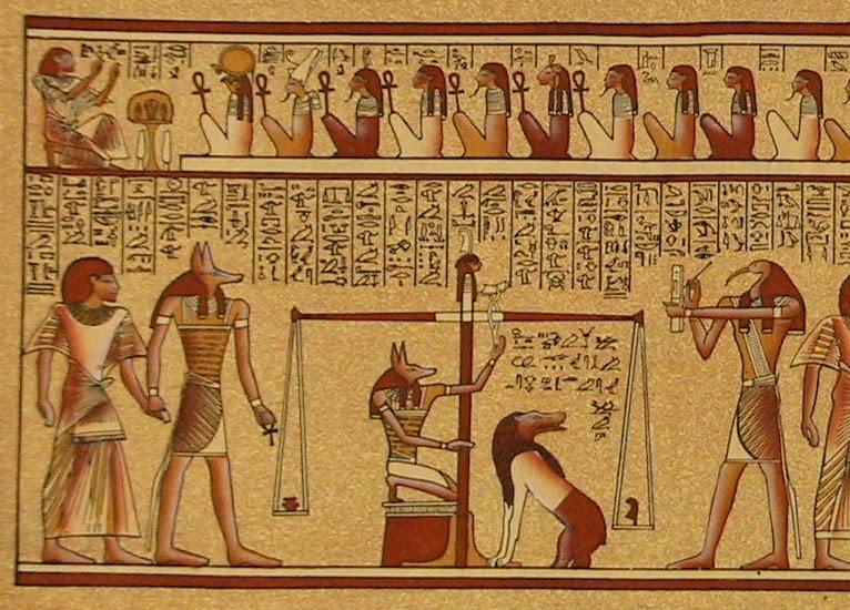 Mitología egipcia 30