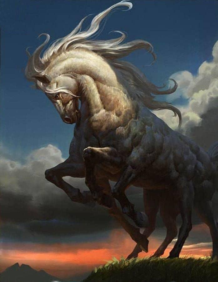 Descubre todo sobre el caballo mitológico Sleipnir