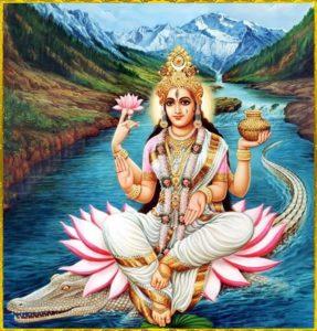 Los dioses hindúes