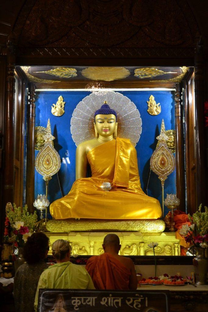 templo Mahabodhi