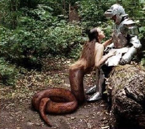 lamia en la mitologia