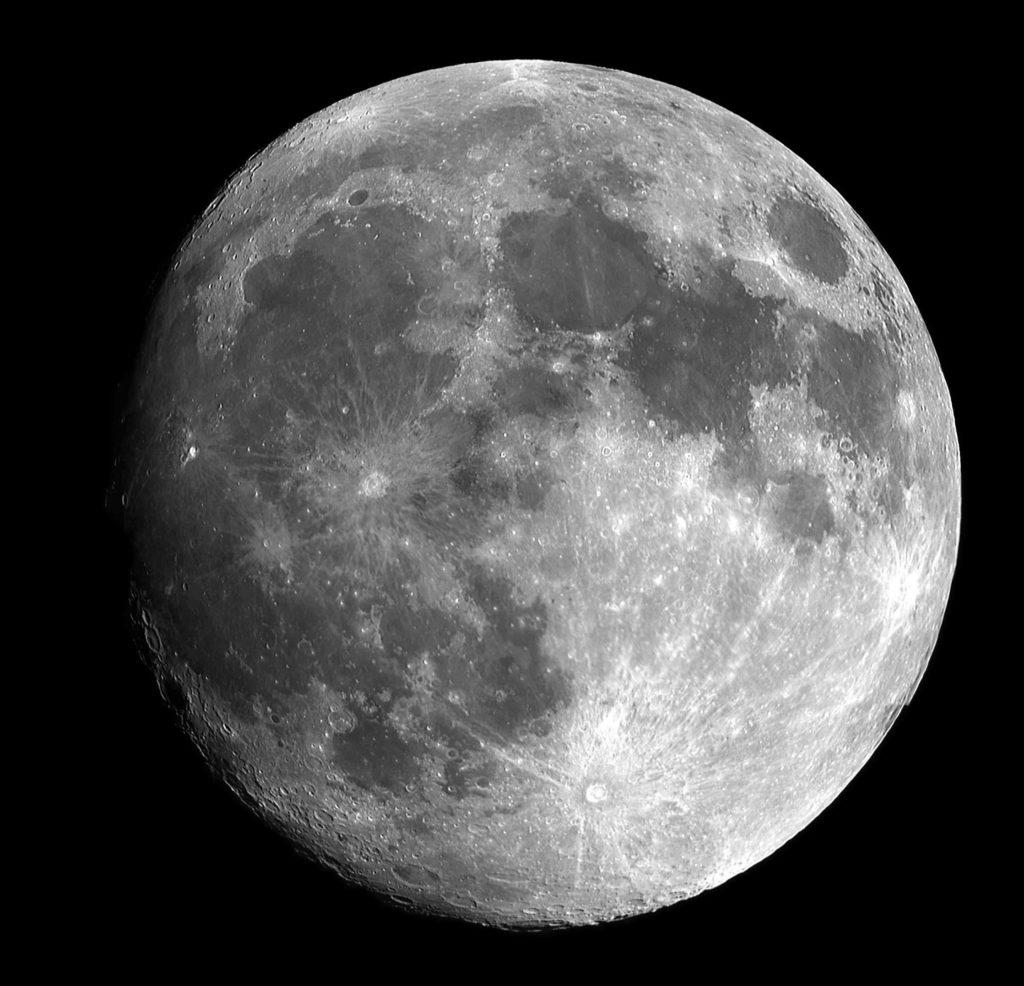 diosa luna