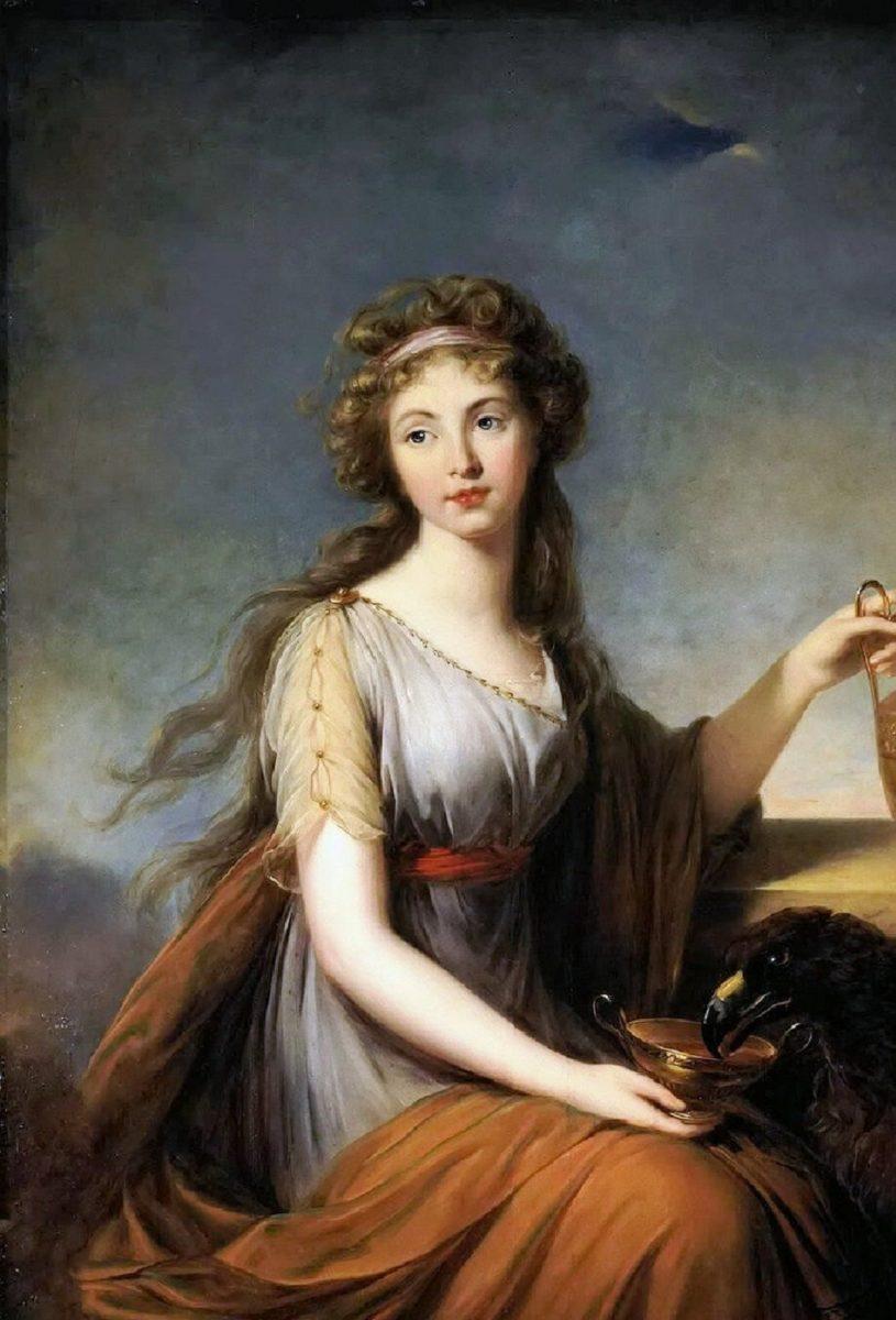 Descubre todo sobre Hebe, diosa de la mitología griega