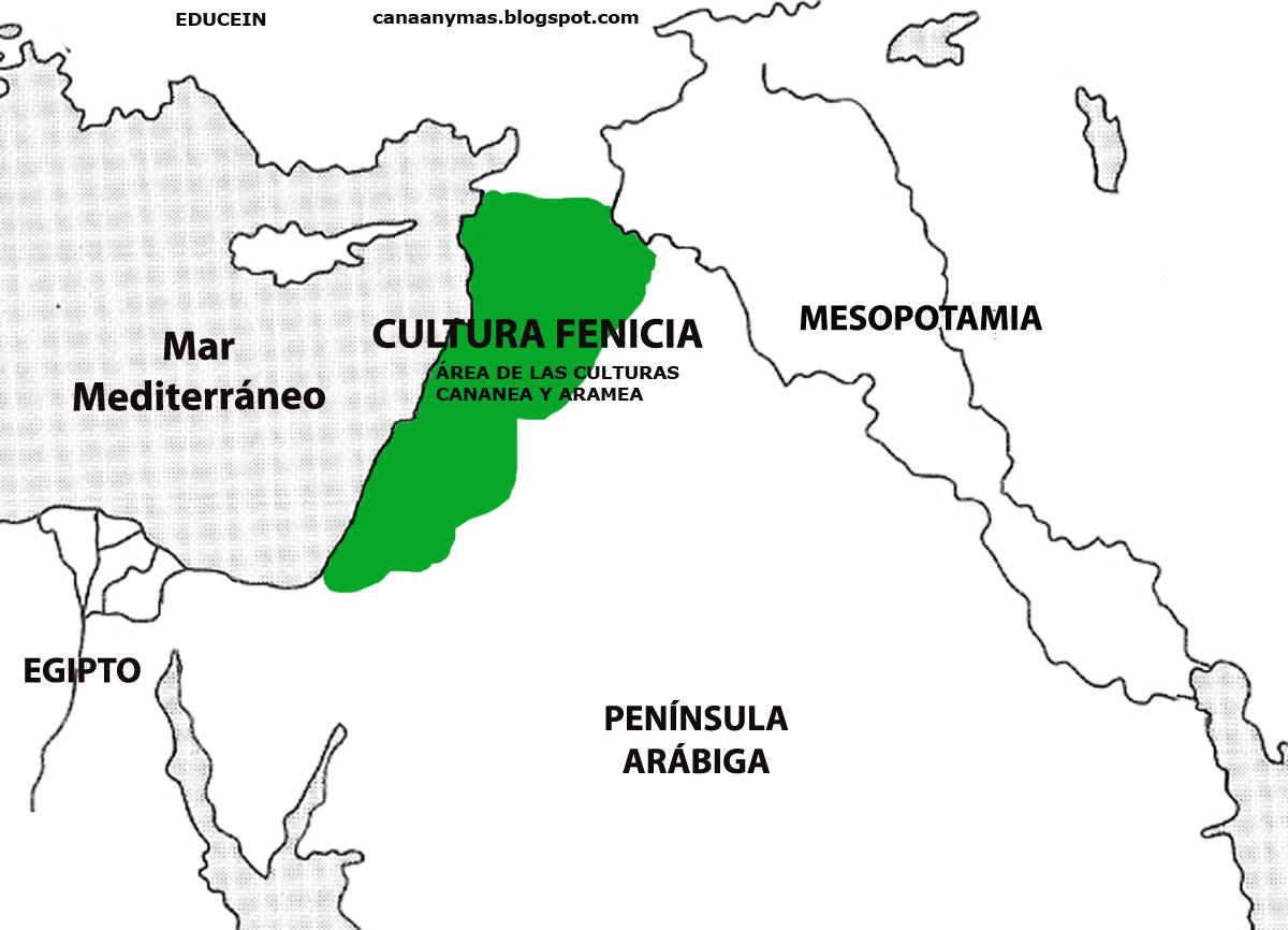 MITOLOGÍA FENICIA