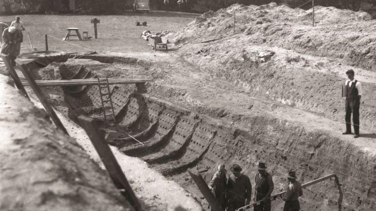 El Tesoro de Sutton Hoo, ¿conoces toda su historia?
