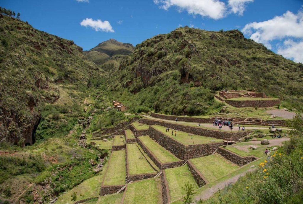 3 sitios arqueológicos en Perú