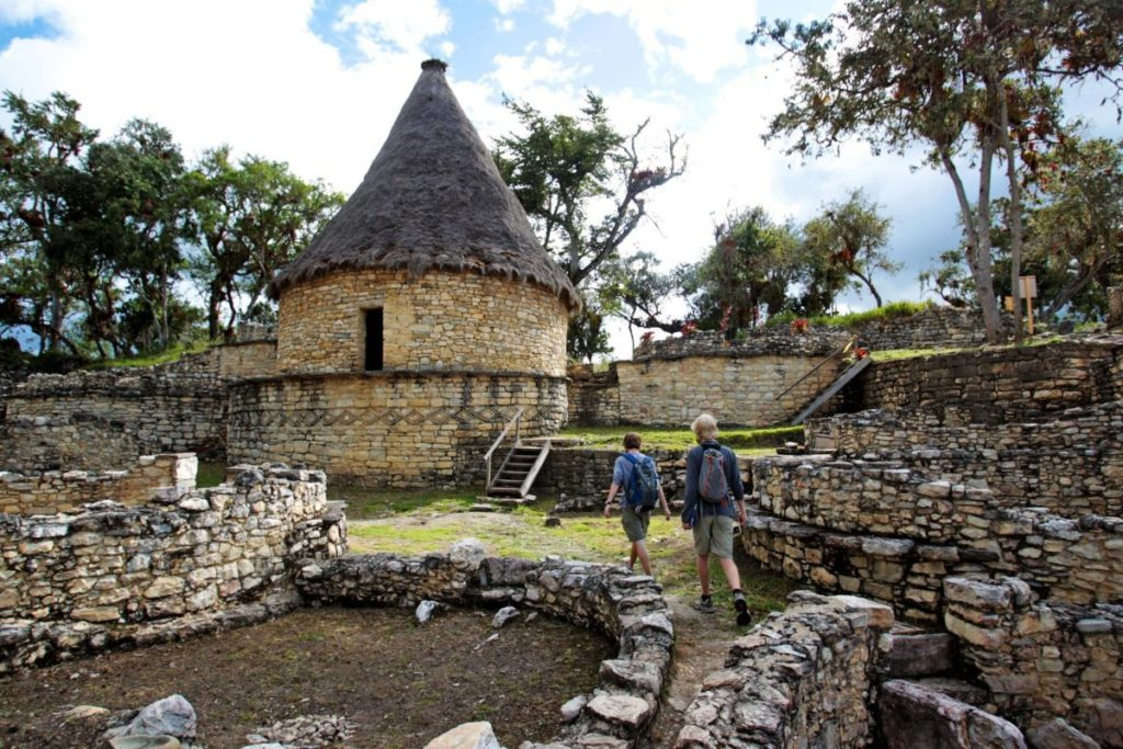 Sitio Arqueológico Kuelap
