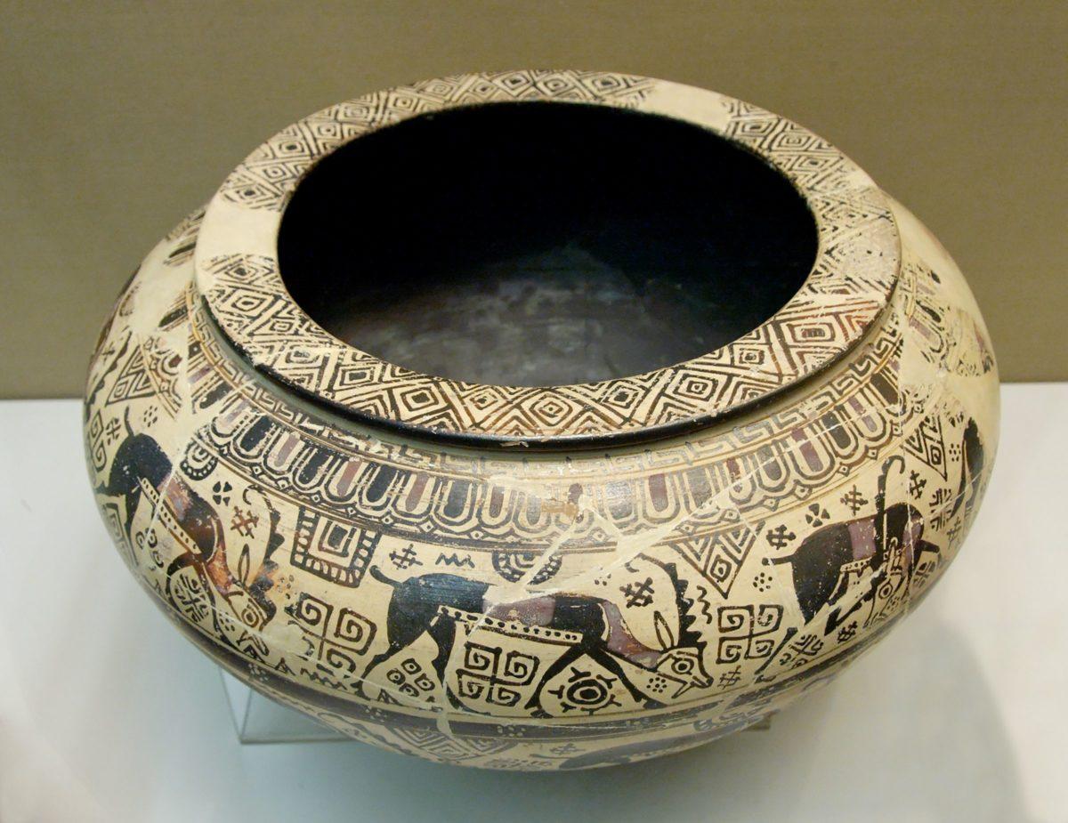 Cerámica griega, historia, técnicas, principales objetos