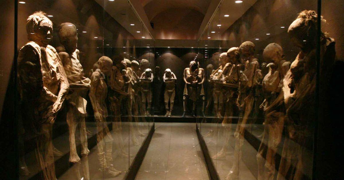 Museo de Momias en Guanajuato, sus salas y más de cien momias